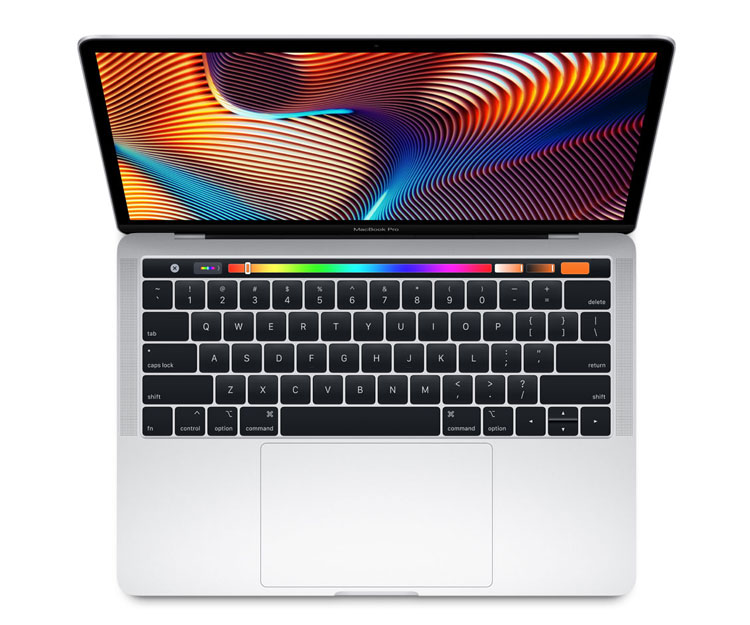 13 inch MacBook Pro with Touch Bar 256 GB for OMR 705