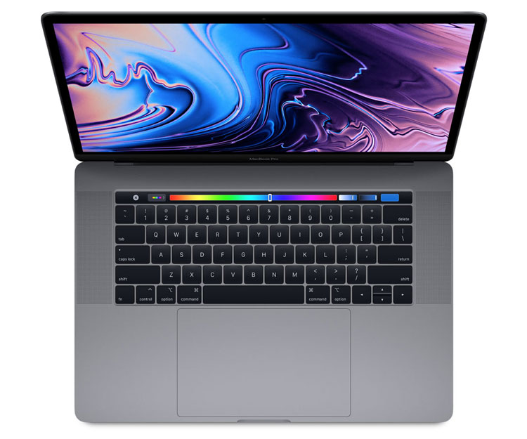 15 inch MacBook Pro with Touch Bar 256GB for OMR 895